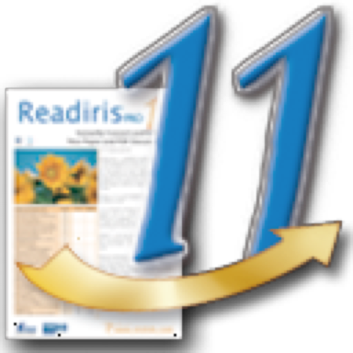 Readiris Pro 11 icon