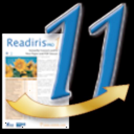 Readiris Pro 11 icon