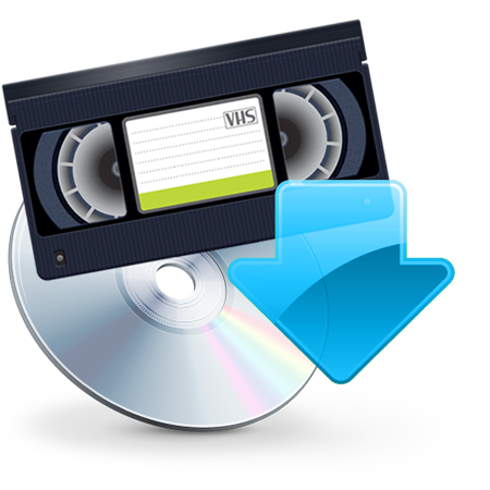 Easy VHS to DVD icon
