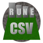 RuneCSV icon