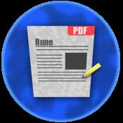 RunePDF icon