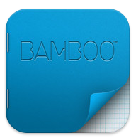 Bamboo Paper - Wacom notes for stylus icon