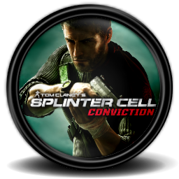 Tom Clancy's Splinter Cell: Conviction icon