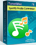 Tune4mac Spotify Audio Converter Platinum for Mac icon
