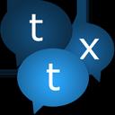 Textual icon