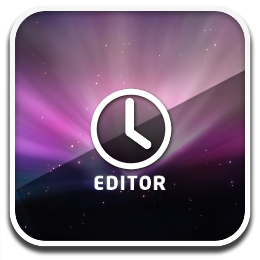 Time Machine Editor icon