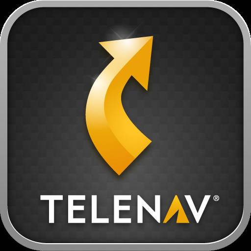 Navigation by TeleNav - TeleNav GPS Plus icon