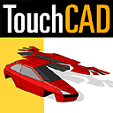 TouchCAD icon