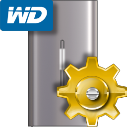 WD Drive Manager icon