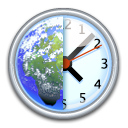 World Clock Deluxe icon