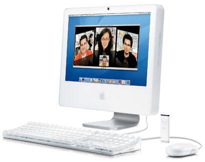 "iMac 17"" (Late 2006) image"