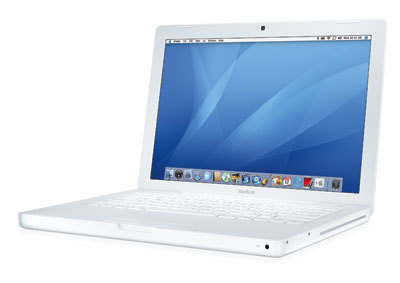 "MacBook 13"" (Late 2007) image"