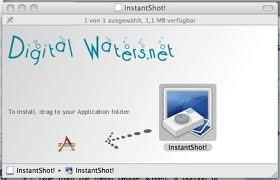 InstantShot icon